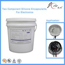 flame retardance organic silicone for circuit board potting