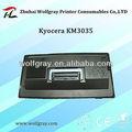 Cartucho de toner compatible utilizados para copiadoras kyocera mita tk-3035