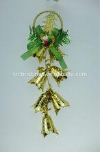 christmas jingle bell with tree