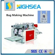 CE Assessed Supplier automatic plastic bag flexographic printing machine