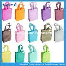 Wholesale promotional eco nonwoven bag manufacturer