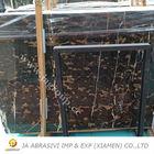 Black marble,portoro gold marble