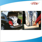 Waterproof and UV resistance retractable PEVA car cover