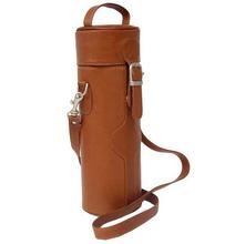 Wholesale Leather single wine bottle holder