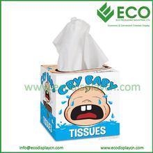 Pop OEM Tissue Paper Box for Facial Tissue Box