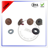 top-notch paint metal magnetic snap buttons made in china