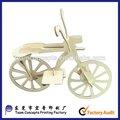 china eva 3d bicicleta puzzle para crianças brinquedo