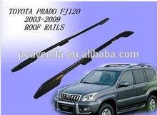 TOYOTA PRADO 2003-2009 ROOF RAILS FJ120