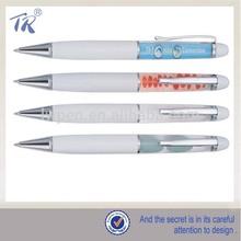 Promotional Liquid Barrel Gel Pen as Gift and Premium
