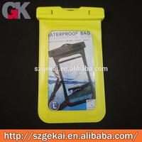 New design pvc phone waterproof case for Samsung S4 mini