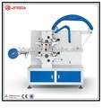 Fita de cetim de impressão de etiquetas máquina/flexo de cuidados de lavagem label máquina de impressão( 2colors+1color) jr-1221