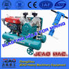 Hot Sale!!! Small Diesel Air Compressor 20hp for Mining / Diesel Engine Piston Air Compressor With Jackhammer