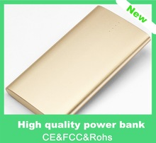 CE,FCC 5000mAh rohs power bank for all the digital devices