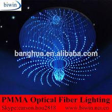 PMMA Side Glow Optical Fiber Pendant Light