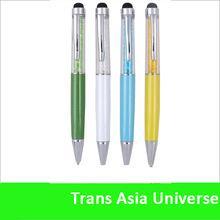 Hot Sale custom crystal metal pen