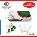 Diagnos CEA test kit / CEA exames de sangue de made in China / fábrica feita
