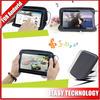 "Hot selling 7"" loud speaker Flip case for ipad tablet speaker case"