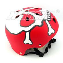 adjustable size ABS bicycle helmet full face black EPS bicycle helmet RPIS0625
