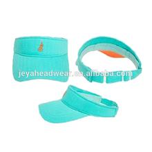 Soonest delivery custom baby sun visor hats cheap hats for summer