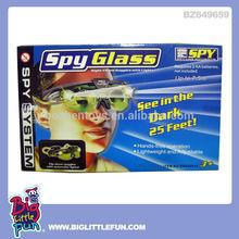 spy brinquedo ver no escuro crianças brinquedo óculos