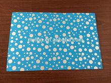 Glitter printing eco-friendly Ethylene Vinyl Acetate