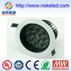 dustproof led down light 12w from shenzhen factory sale 12v led ceiling dome light