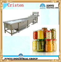 Vegetable And Fruit Canning Production Line machine