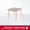 rústico mesa de madeira para sala de jantar móveis