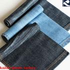 KL-507 100%Cotton Twill Slub Indigo Dyed Denim Fabric