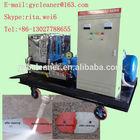 GYB-2 500bar electric sand jet blaster high pressure sand blasting equipment