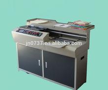 automatic hot glue binding machine JN-40E factory price
