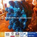 Aceite de la perforación de pozos de equipos/tricone tci taladradoras/agujereadoras/brocas/diámetro grande acumulando poco, la máquina de piezas de repuesto, para la perforación de las aguas subterráneas