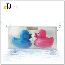 Hot Selling 2014 Rubber Squeak Duck Toys Vinyl Bathing Ducks