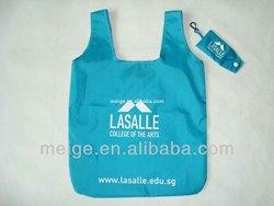 folding bag/folding shopping bag/folding nylon tote bag
