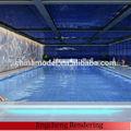 Architectural dessins plan étage/maison d'architecture plan/types de construction architecturale