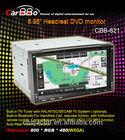 2014 6.2 inch universal AUTO GPS dvd navigation