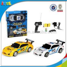 1:16 good quality 4ch remote control cool police car