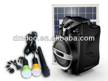 2014 newest solar products bluetooth powered speaker with rechargeable battery and solar solar air conditioning system