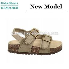 Mens, Boys Gezer Walking Slingback Two Strap Foot-Bed Indian Fashion Sandals For Summer Wear