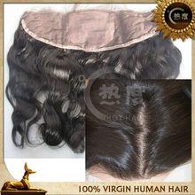 6A grade hot hair beauty product silk base lace frontal closure