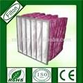 Chongqing proveedor más bajo precio papel de filtro de bolsa