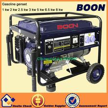 Electric low consumption 220v ac portable mini camping generator