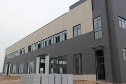 light steel structural steel building / steel workshop