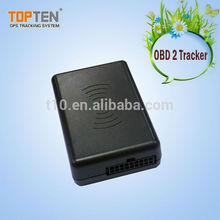 OBD2 GPS car alarm, easy installation, plug&play