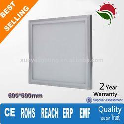 Slim high lumen wide voltage input led light panel in zhongtian