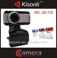 Promotional Price Micro Mini USB PC Camera Webcam JS-112