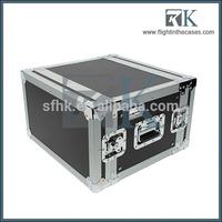 RK 4U 6U 8U 10U rackmount flight case for servers and chassis