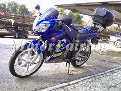 For Honda cbr125 2002 2003 2004 2005 2006 cbr125r fairing kit movistar