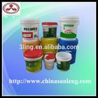 plastic drum plastic bucket with lids/plastic bucket 20 liter
