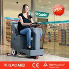 GM-AC Battery Rider Wood Floor Polisher